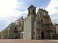 Reloj, Templo de Nuestra Señora de la Soledad, Oaxaca.jpg