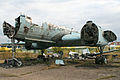 Remains of Ilyushin IL-14M Crate 08 red (8478547376).jpg