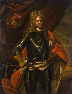 Lovisa von Burghausen - Field-Marshal Anikita I. Repnin