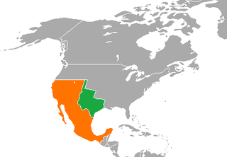 Mexico–Republic of Texas relations Diplomatic relations between the United Mexican States and Republic of Texas