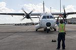 Rescued manatee at Orlando International Airport (5).jpg