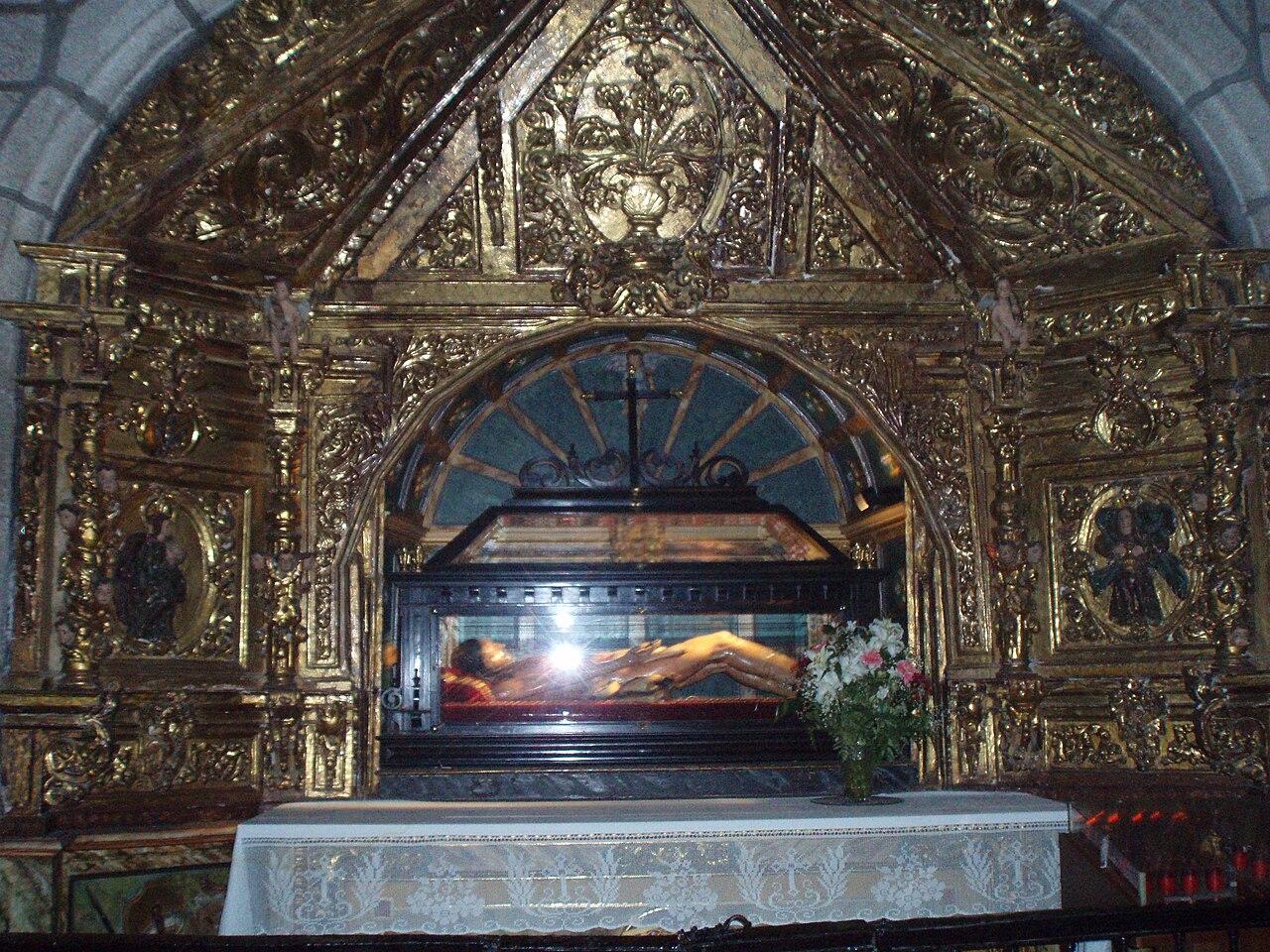 File Retablo Del Santo Entierro De La Basilica De La Virgen De La