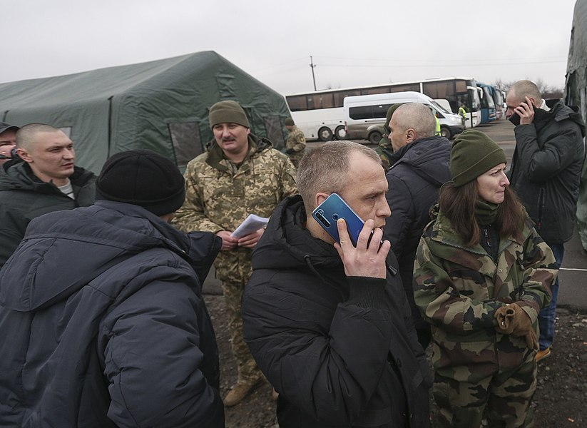 Return of liberated citizens to the territory controlled by Ukraine (2019-12-29) 049.jpg