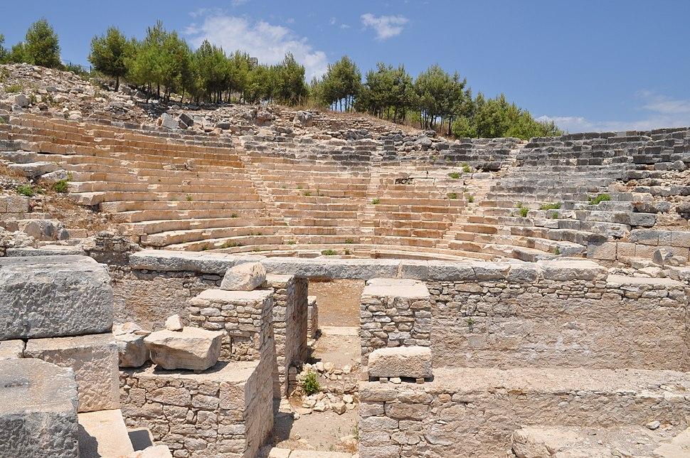 Rhodiapolis Theater2