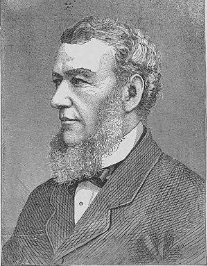 Richard Davies (MP) - Richard Davies MP circa 1893