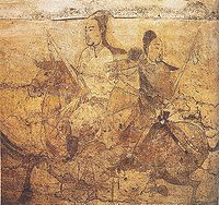 Riders on Horseback, Northern Qi Dynasty.jpg