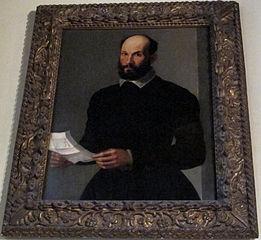Portrait of Andrea Bandini