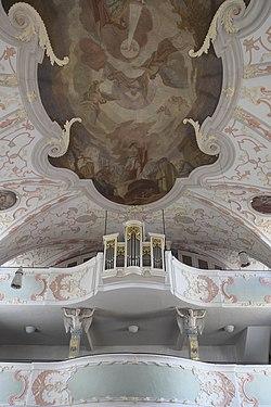 Riedenburg St. Johann Baptist Empore 492.jpg