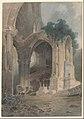 Rievaulx Abbey, Yorkshire MET DP142930.jpg