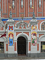 Riga - House of Blackheads (Guild) - detail.jpg
