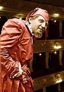 """Rigoletto in the opera """"Rigoletto"""" by Giuseppe Verdi in Lviv Opera House.jpg"""