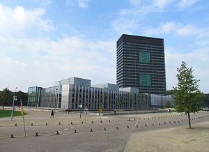 Rijkswaterstaat - Headquarters of Rijkswaterstaat in Utrecht (2014)