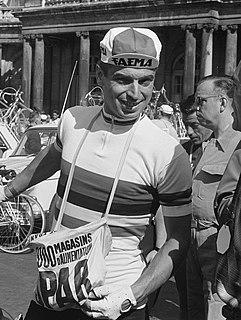 Rik Van Looy Belgian cyclist