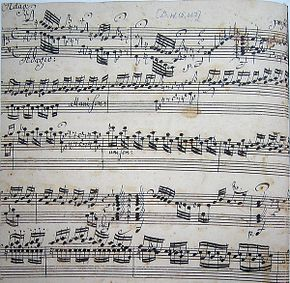 Toccata and Fugue in D minor, BWV 565 - Wikipedia