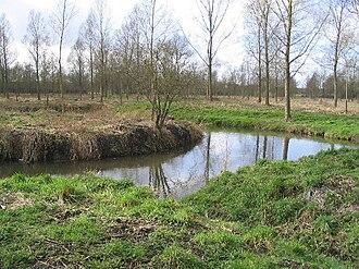 River Blackwater, Essex - The River Blackwater, near to Kelvedon, Essex