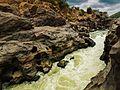River Cauvery in Mekadatu, Karnataka.jpg