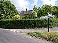 Road junction, Pleck - geograph.org.uk - 1359186.jpg