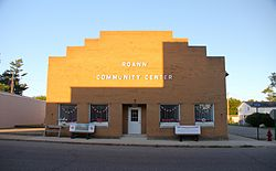 Roann Community Center