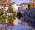 Robert Vonnoh - Beside the River (Grez).jpg