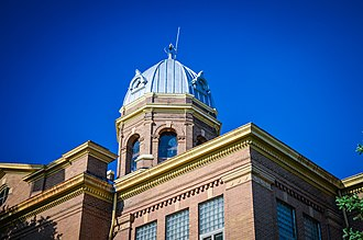 Roberts County Courthouse (South Dakota) - Image: Roberts County Courthouse