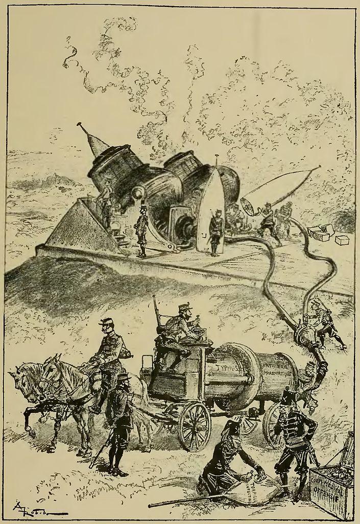 Albert ROBIDA - La vie électrique (1893) 705px-Robida_-_Le_Vingti%C3%A8me_si%C3%A8cle_-_la_vie_%C3%A9lectrique%2C_1893_%28page_291_crop%29