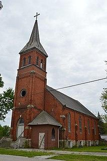 Rocky Ridge, Ohio Village in Ohio, United States