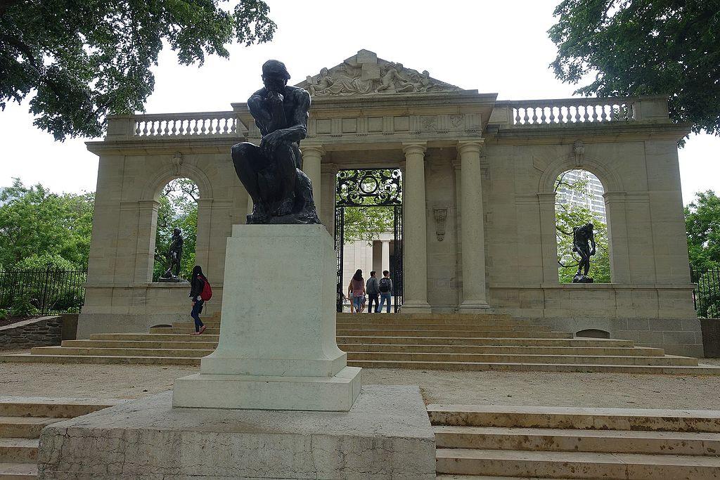Rodin Museum - Joy of Museums 1