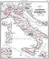 Roell-1912 Karte der Italienischen Eisenbahnen.jpg