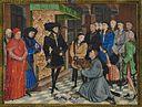 Rogier van der Weyden - Presentation Miniature, Chroniques de Hainaut KBR 9242.jpg