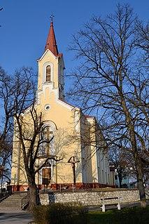 Rohožník, Malacky District Municipality in Slovakia