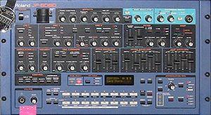 Roland JP-8000 - Roland JP-8080