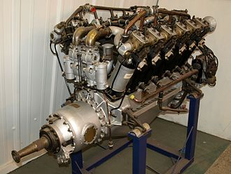 Rolls-Royce Falcon - Preserved Rolls-Royce Falcon III at the Shuttleworth Collection