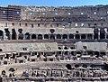 Roma - Colosseum inside - Amphitheatrum Flavium - panoramio - jeffwarder (2).jpg
