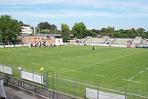 Stadio Tre Fontane - Image: Roma Stadio Tre Fontane