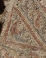 Roman Amazon-Shield (Pelta) of the Medusa Mosaic at Ein Yael, Jerusalem (8118672079).jpg