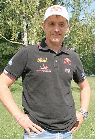 Roman Hagara - Roman Hagara in 2008