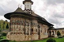 Romania Suceviţa monastery 11.jpg