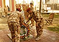 Romanians celebrate their National Day in Afghanistan -a.jpg