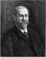Portrait of Romanus Lindgren, 1836-1908
