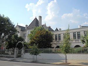 Philadelphia Ronald McDonald House - Ronald McDonald House in Philadelphia.