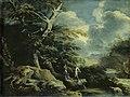 Rosa - Waldlandschaft mit drei Philosophen, Gal.-Nr. 470.jpg
