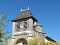 Rouffignac-Saint-Cernin église clocher (1).JPG