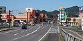 Route 204 Seibu bypass in Hachiyagarami, Imari.jpg