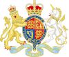 HM Government of the United Kingdom's Royal Coat of Arms