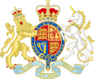 Coat of Arms of the UK Government