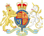 Arms of the British Government