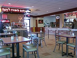 Roy Rogers Restaurant In Germantown Maryland Owned By The Plamondon Companies Opened 2009