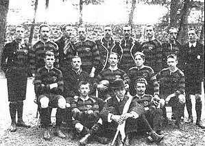 Germany national rugby union team - Germany, represented by SC 1880 Frankfurt, at the 1900 Summer Olympics