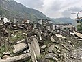 Ruin site of Beichuan County, Sichuan Province, China 05.jpg