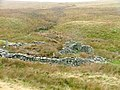 Ruined Sheepfold in Swarth Beck - geograph.org.uk - 72665.jpg